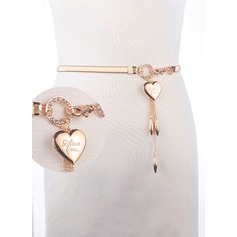 Elegant/Gorgeous Alloy Belt With Alloy