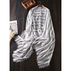 Striped Neck/Light Weight Scarf
