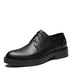 Men's Microfiber Leather Dress Shoes Men's Oxfords