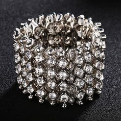 Brillant Strass Dames Bracelets