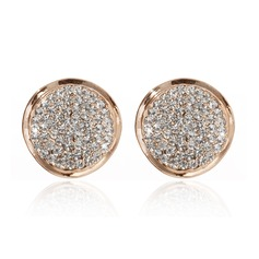 Exquisite Alloy/Crystal Ladies' Earrings