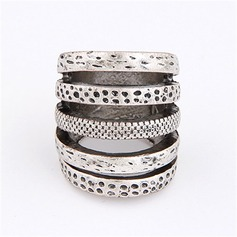 Stilig Legering Damene ' Fashion Rings