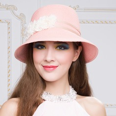 Ladies' Eye-catching Papyrus Straw Hat
