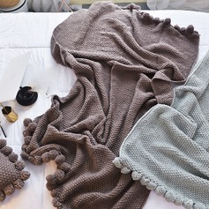 Modern/Contemporary elegant classic Polyester Blankets & Throws