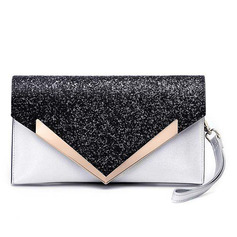 Shining PU Clutches/Evening Bags