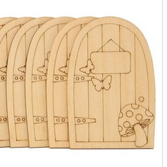 Creative Gifts Modern Lovely Wooden  Gifts  (Set of 10)