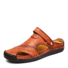Men's Real Leather Casual Men's Sandals (262172093)