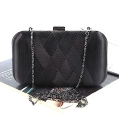 Elegant Satin Clutches/Satchel