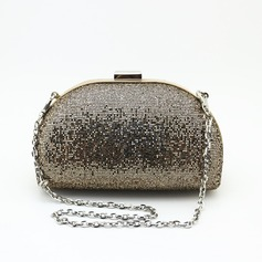 Pretty Sparkling Glitter Clutches
