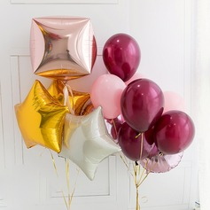 Classic Colorful Aluminium Foil Balloon