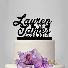 Personalized Acrylic Cake Topper (119118758)