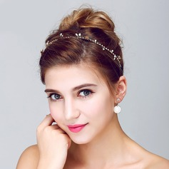 Pretty Rhinestone/Alloy Headbands