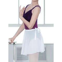 Women's Dancewear Rayon Ballet Practice Leotards