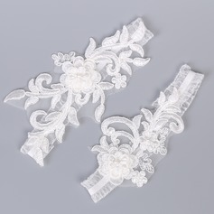 Lace Elegant Bridal/Feminine/Dance Garters (set Of 2)