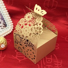 Other Pearl Paper Favor Boxes  (050169462)