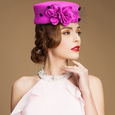 Beautiful/Elegant Net/Wool Hats