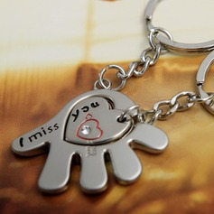 "Classic ""Miss You"" Zinc alloy Keychains  (120037752)"