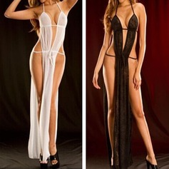 Artificial Silk Feminine Sleepwear