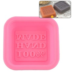 Silicone cold soap mold (Set of 2)