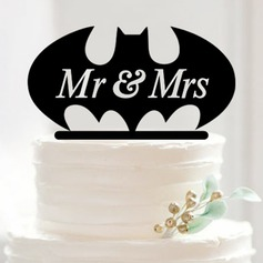 Animal Acrylic Cake Topper