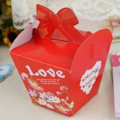 """Love"" Cuboid Favor Boxes"