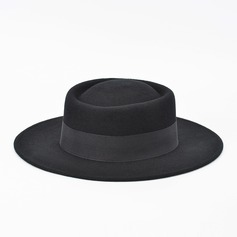 Couples' Eye-catching/Hottest Wool Fedora Hats/Kentucky Derby Hats