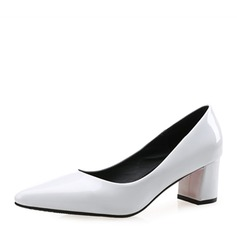 Women's Leatherette Pumps Closed Toe With Others shoes