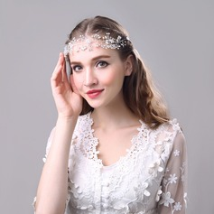 Ladies Vintage Crystal/Alloy Tiaras