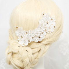 Exquisite Rhinestone/Lace Headbands