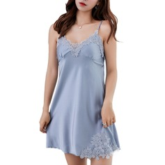 Chinlon/Nylon Feminine/Fashion Sleepwear
