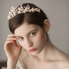 Gorgeous Alloy Tiaras (Sold in single piece)