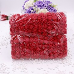 140PCS Styrofoam Rose DIY Accessories Artificial Flowers  (131156872)