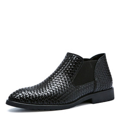Men's Leatherette Chelsea Casual Men's Loafers