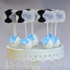 Cake Topper (Set of 10)