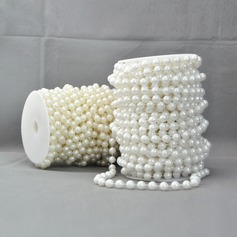 Simple Elegant Faux Pearl Decorative Accessories