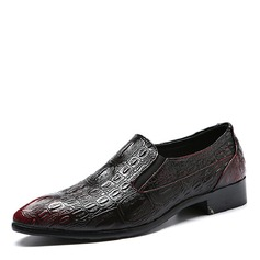 Men's Leatherette Penny Loafer Casual Men's Loafers