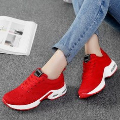 Women's Cloth Modern Sneakers Dance Shoes