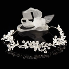 Glamourous Rhinestone/Alloy Headbands