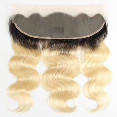 "13""*4"" 4A Non remy Body Human Hair Closure (Sold in a single piece) 100g"