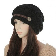 Ladies' Special/Glamourous Polyester Beanie/Slouchy