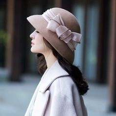 Ladies' Gorgeous/Elegant Wool Bowler/Cloche Hat