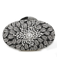 Shining Crystal/ Rhinestone/Alloy Clutches/Bridal Purse/Luxury Clutches