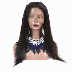 360 Frontal 5A Straight Human Hair Closure (Sold in a single piece)