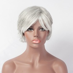 Straight Bob Capless Synthetic Wigs