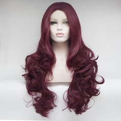 Loose Wavy Synthetic Synthetic Wigs Lace Front Wigs
