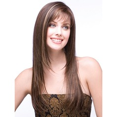 Women's Side Bang Long High Temperature Fiber Wig