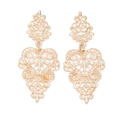 Gorgeous Alloy Ladies' Earrings