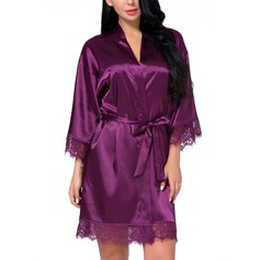 Silk Bride Bridesmaid Blank Robes (248163771)