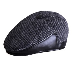 Men's Classic Cotton Beanie/Slouchy