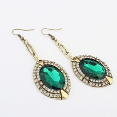 Stylish Alloy With Acrylic Ladies' Fashion Earrings